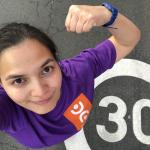 80km walk in solidarity with India's fight against Covid