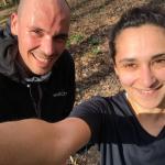 Jenny et Zoheir courent les 20 kms Bxl pour M3M