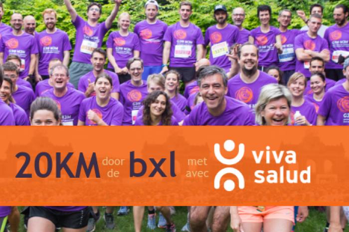 Wart - 20km voor Viva Salud
